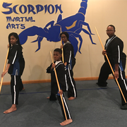 Scorpion Students 3