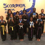 Scorpion Students